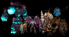 Black Temple bosses