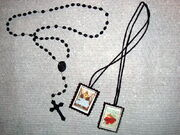 Rosary&amp;scapular