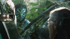 Neytiri fights quaritch