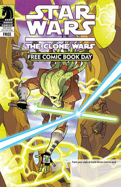 SWTCW Free Comic Book Day 09