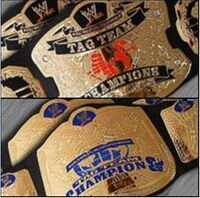 WWE Unified Tag Titles