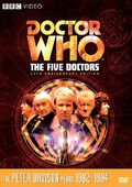 Five doctors anniversary edition us dvd