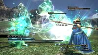 FFXIII-English Fang Battle