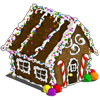 Gingerbread Home-icon
