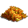 Yellow Maple Leaves-icon