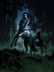 Centaurs (Concept Artwork for the HP5 film 01)
