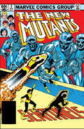 New Mutants Vol 1 2