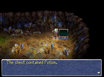 FFIII Altar Cave Potion 2