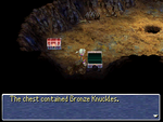 FFIII Altar Cave Bronze Knuckles