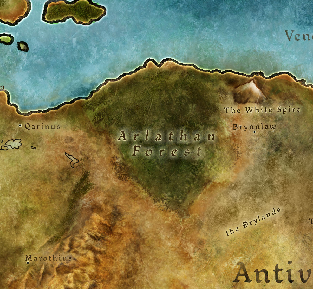 Area-ArlathanForest