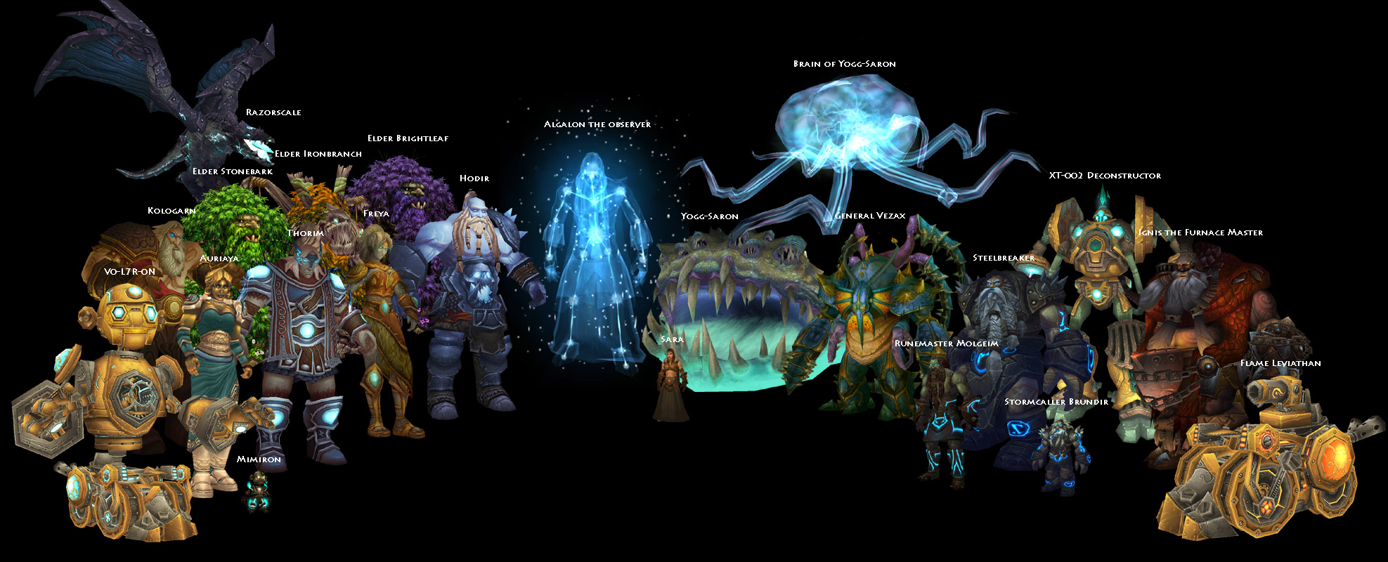 Ulduar instance wowwiki your guide to the world of for Terrace of the endless spring location