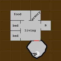 VB DD02 map Police Chief&#39;s Fallout Shelter 2