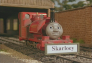 Skarloey&#39;snameplate