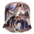 Deathly Hallows book Art (Chapter 22)