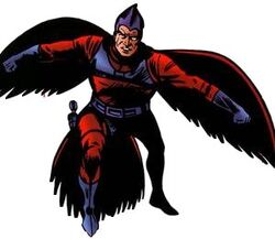 Red Raven (Old West) (Earth-616)