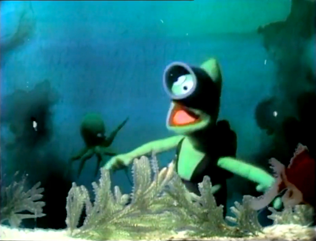 Christmas In Octopus Garden >> Octopus' Garden - Muppet Wiki