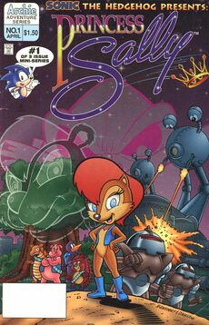 Sally mini series Issue 1