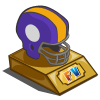 Football Helmet Minnesota-icon