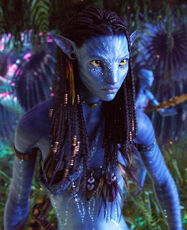 Avatar character photo Neytiri