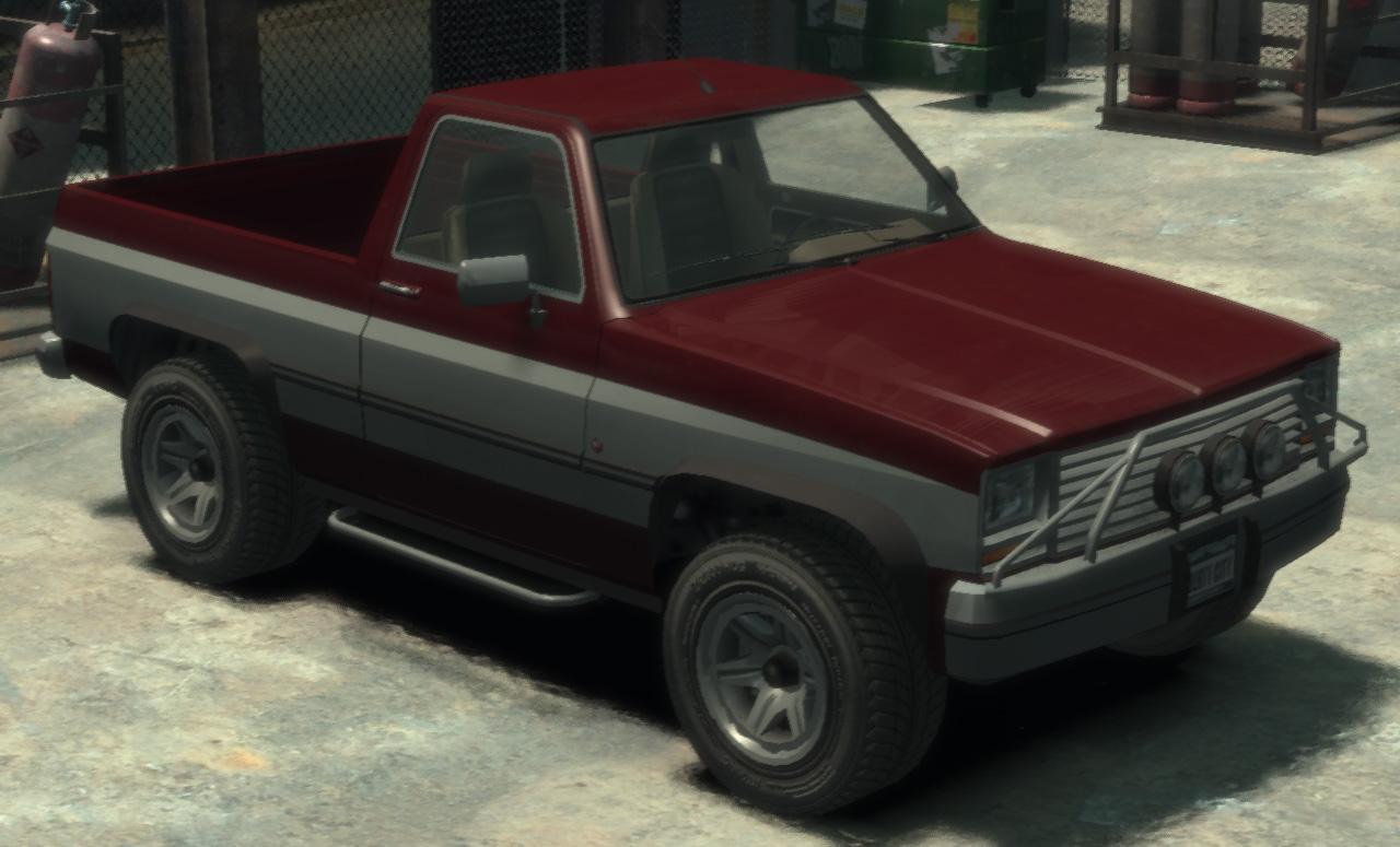 Rancher - GTA Wiki, the Grand Theft Auto Wiki - GTA IV, San Andreas ...
