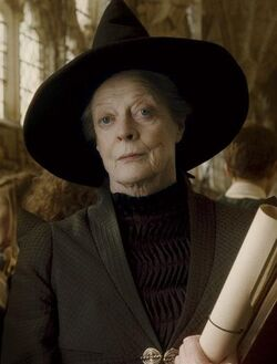 ProfessorMcGonagall