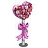 Red Rose Stand-icon