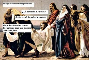 Jesusborracho
