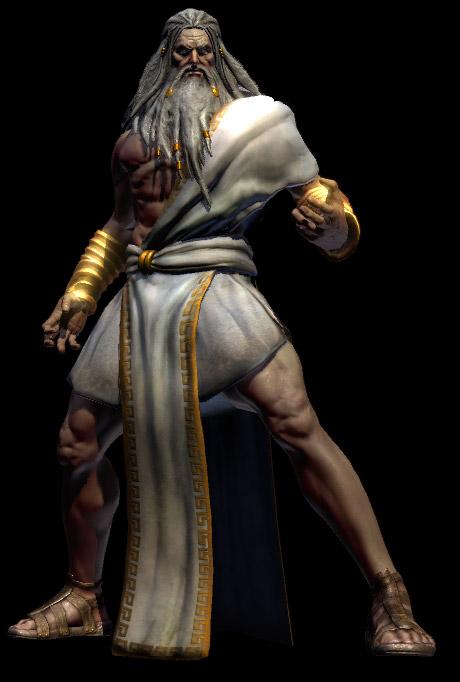 Mitologia Grega: Personagens