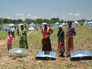 Solar cooking uganda