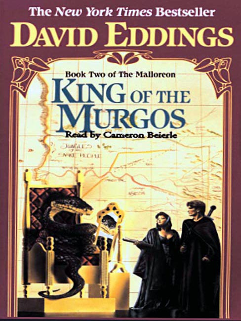 King of the Murgos The Malloreon, Book 2
