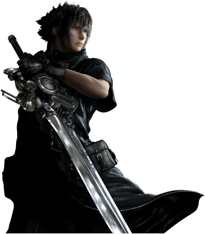 View a character sheet Noctis-render
