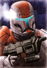 Republic clone commando
