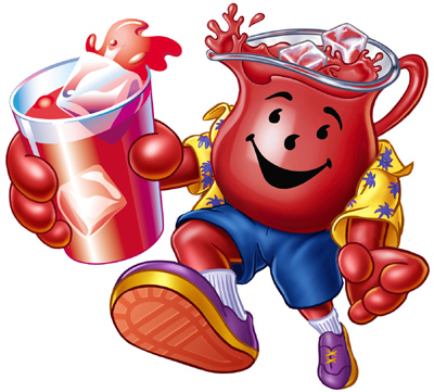 Kool aid guy unanything wiki for Kool aid man coloring pages