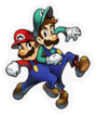Mario and Luigi 22