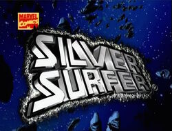 Silver Surfer Title Shot