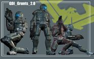 CNCT Grunts Concept Art 3