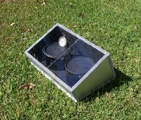 Compacta Easy Solar Stove Three