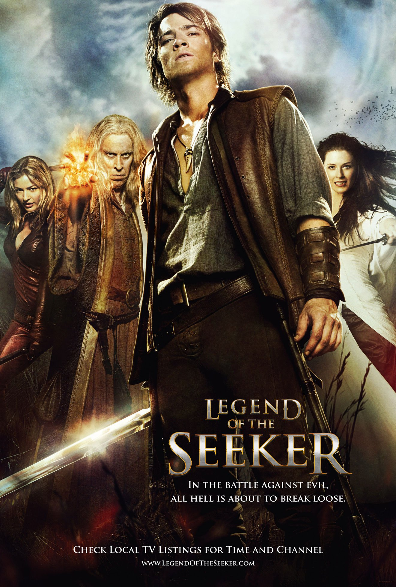 The Legend Of The Seeker