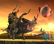 King Bulblin (Super Smash Bros. Brawl)
