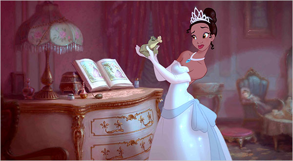 Les Princesses Disneys - Page 2 Tiana
