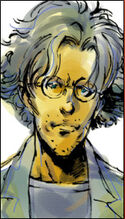 Otacon face