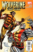 Wolverine First Class Vol 1 21