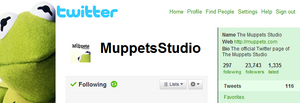 Twitter-MuppetsStudio