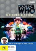 Remembrance of the daleks special edition australia dvd