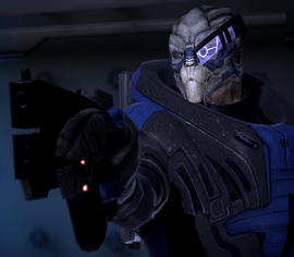 Garrus Character Box