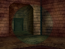 False Wall (Ocarina of Time)