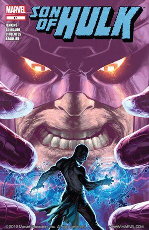 Skaar - Son of Hulk  300px-Son_of_Hulk_Vol_1_17