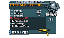 TMP88 Vile Thanatos3