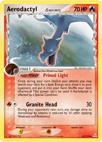 Pokemon Trading Card Game Aerodactyl_%CE%B4