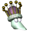 King Jingaling Zombie icon